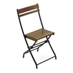 Bistro skládací židle Eva