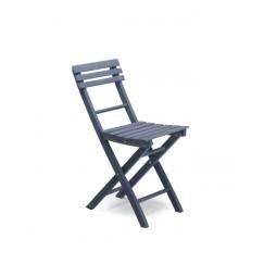 Dřevěná sklápěcí židle Ale 1