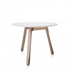 Kulatý stůl Marnie ve skandinávském stylu