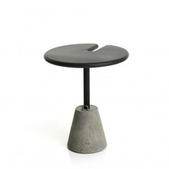 Venkovní bistro stůl Set up