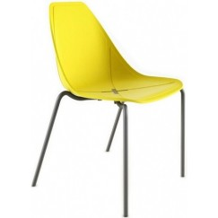 Židle X na 4 nohách