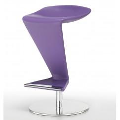 Designová barová stolička Zed