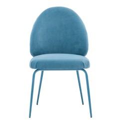 Luxusná čalúnená stolička Lily 04515