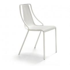 Záhradná kovová stolička Ola