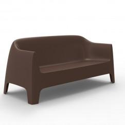 Záhradná lavička Solid