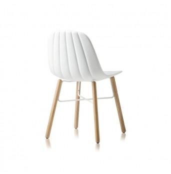 Moderná jedálenská stolička Babah W