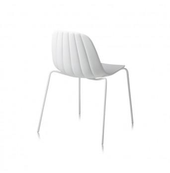 Moderná jedálenská stolička Babah S