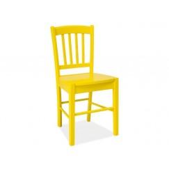Drevená jedálenská stolička CD-57
