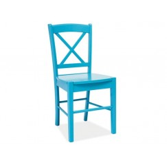 Drevená jedálenská stolička CD-056