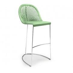 Dizajnová barová stolička Guapa