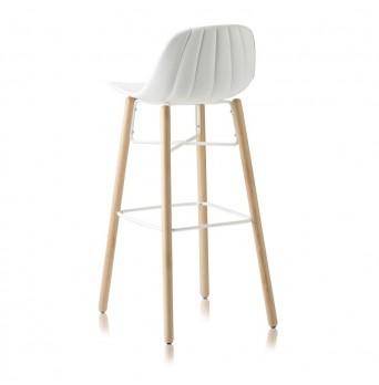 Moderná barová stolička Babah W