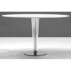 Moderný jedálenský stôl Krystal