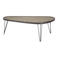Konferenčný stolík Da Caffe Raw 113x61