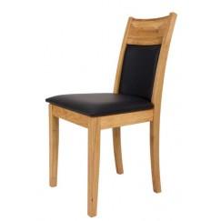 Moderná dubová čalúnená stolička Z 51