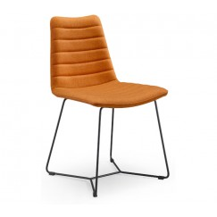 Moderná čalúněná stolička Cover S M TS