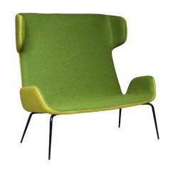 Moderná sofa dvojsed Love Light DV M TS