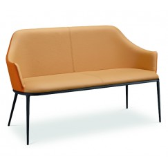 Luxusná sofa dvojsedák Lea