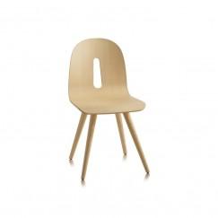 Dřevěná židle Gotham woody S