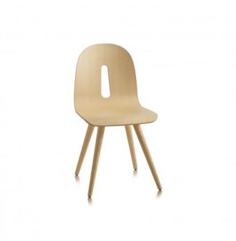 Elegantná stolička Gotham woody S