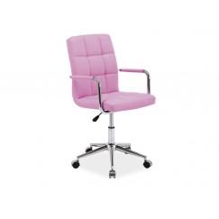 Pracovná stolička na kolieskach Q 022