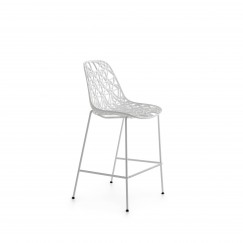 Moderná barová stolička Nett