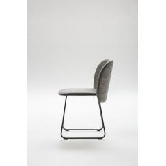 Čalouněná pohodlná židle Chips SL