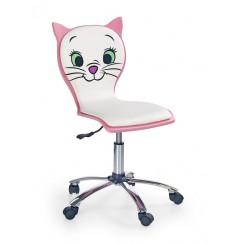 Detská stolička na kolieskach Kitty