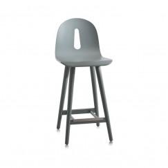 Barová židle Gotham woody v dřevěném provedení