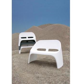Amélie moderná lavička