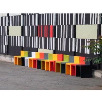 Moderná stolička Angollo Retto