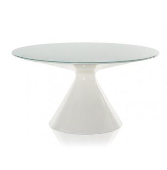 Okrúhly moderný stôl Ed pr. 140 cm